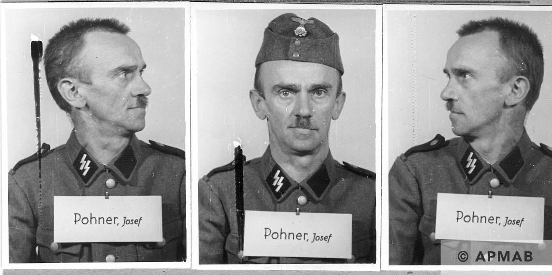 Josef Pohner APMAB 1928