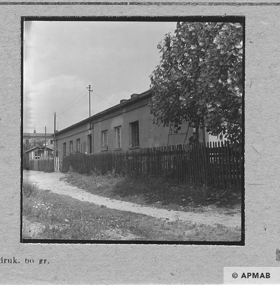Kitchen. 1963 APMAB 5683