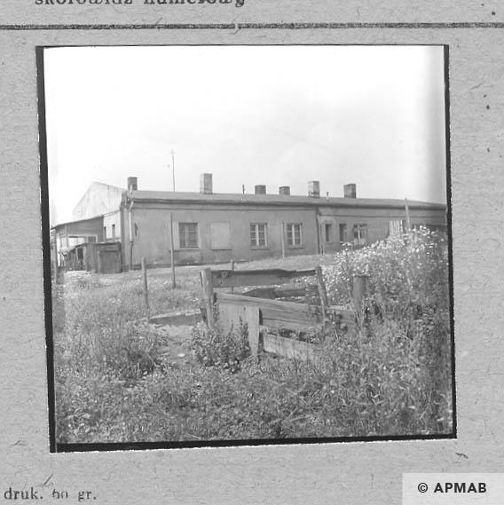 Kitchen. 1963 APMAB 5684