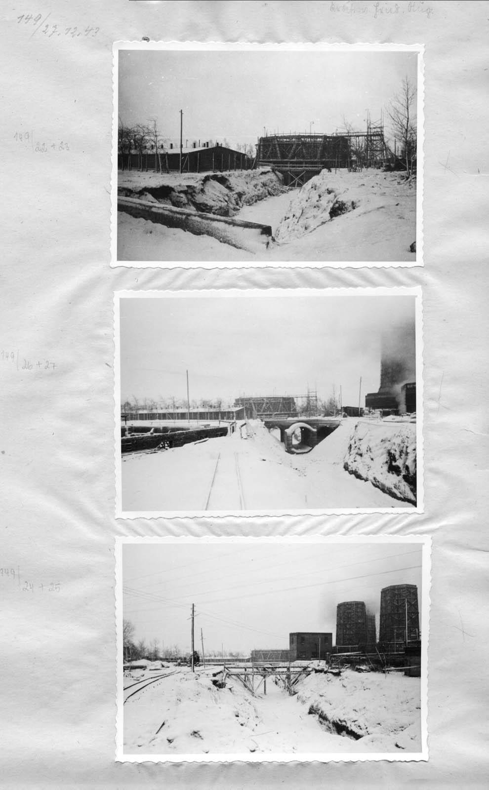 Kraftwerk Friedrich-August 1. 1943 Muzeum w Jaworznie