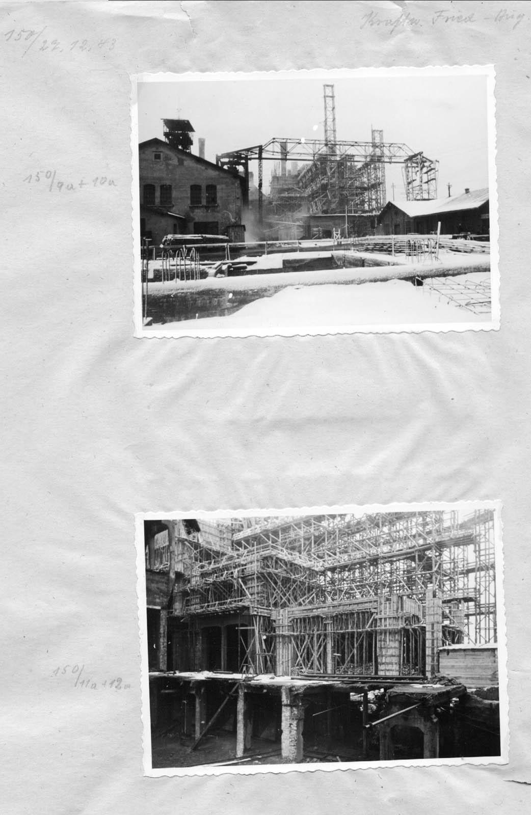 Kraftwerk Friedrich-August 12. 1943 Muzeum w Jaworznie 15
