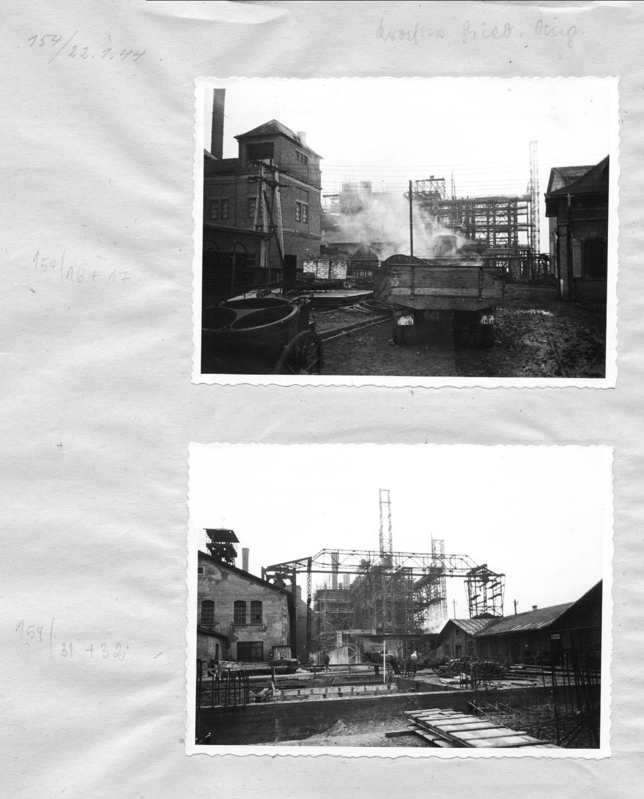 Kraftwerk Friedrich-August 13. 1944 Muzeum w Jaworznie