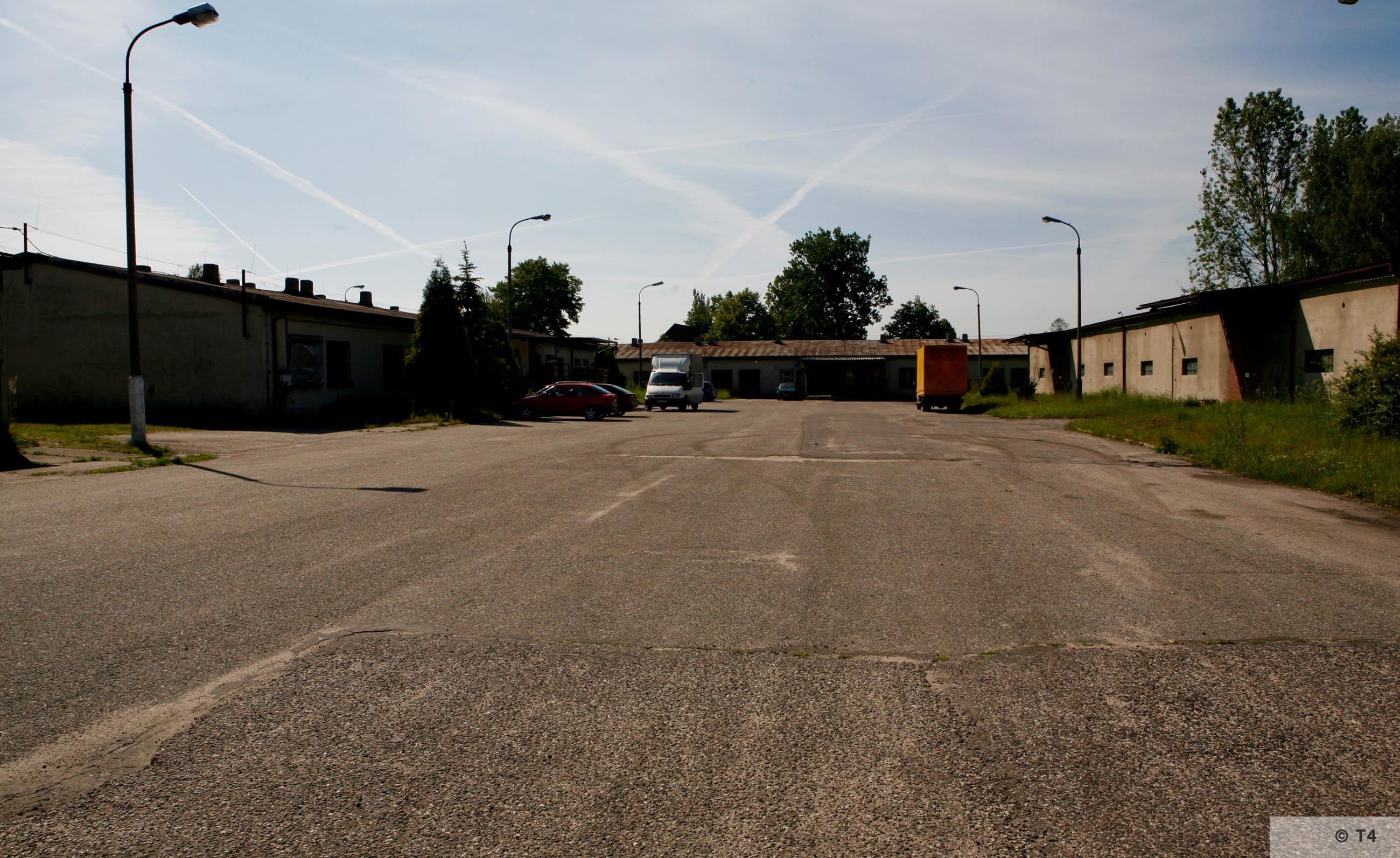 Lager Ostland. 2006 T4 6905