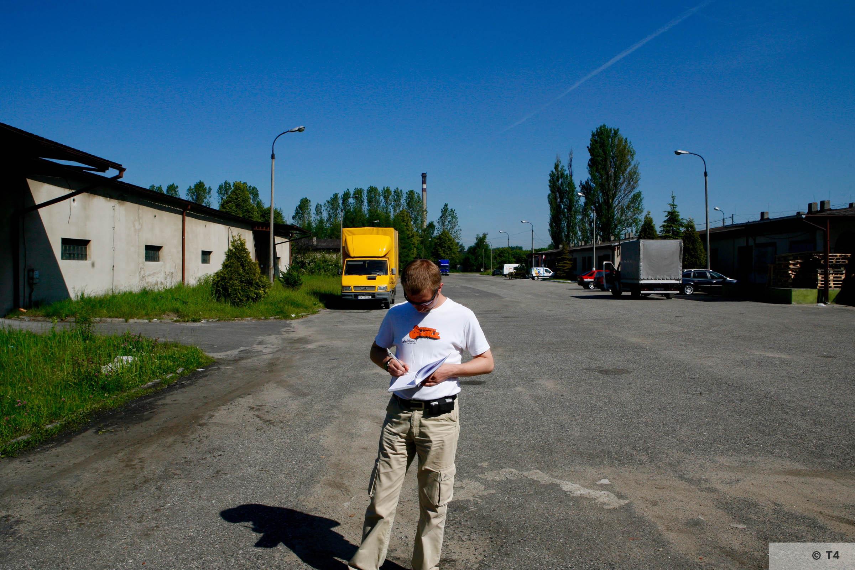 Lager Ostland. 2006 T4 6911
