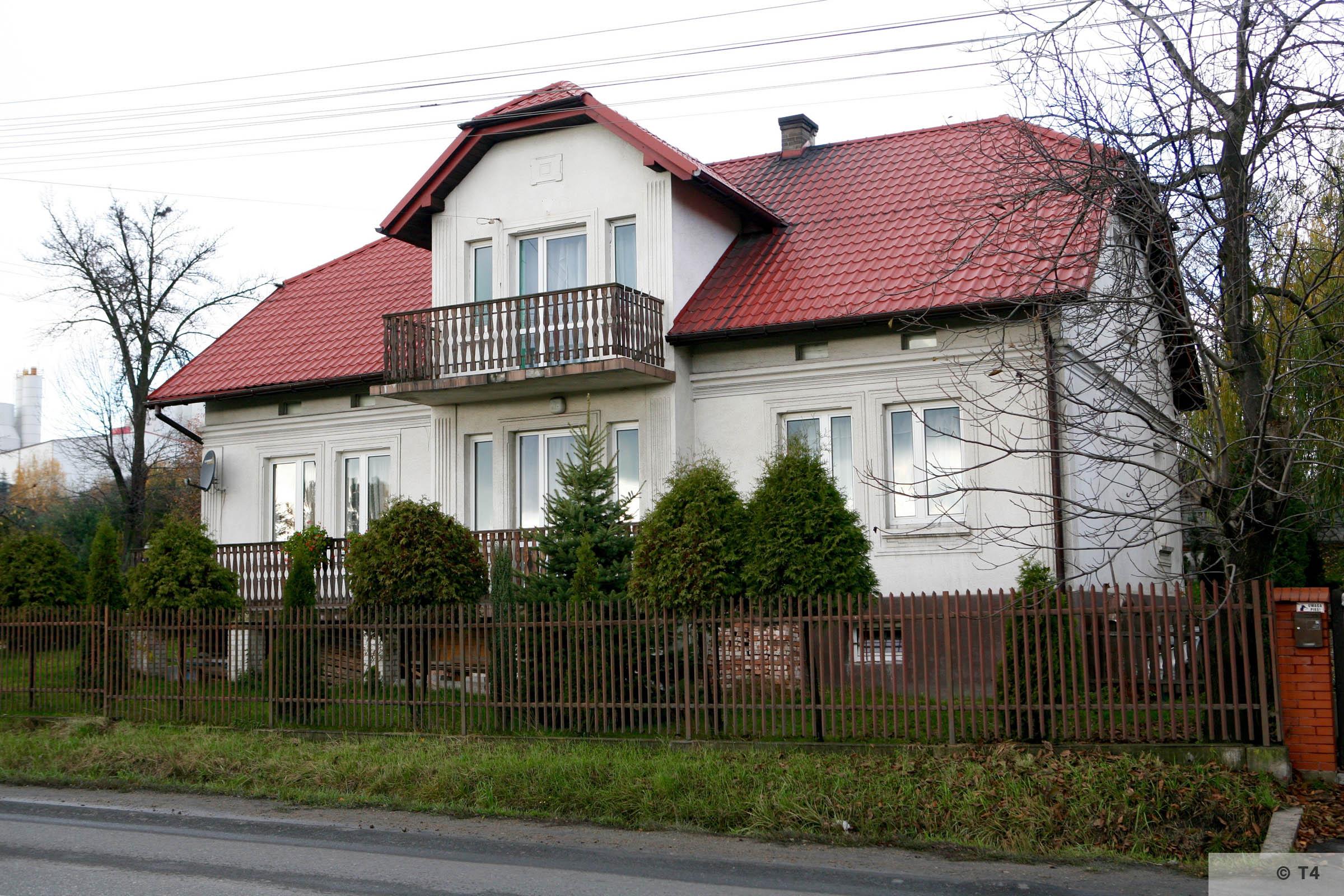 Lagerführer house. 2007 T4 3330