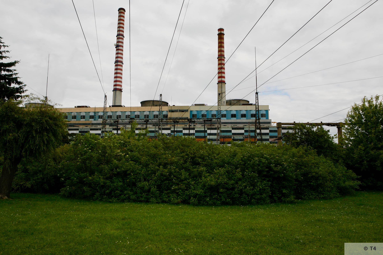 Lagisza power plant. 2005 T4 6360