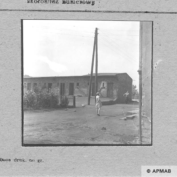 Latrines. 1963 APMAB 5680