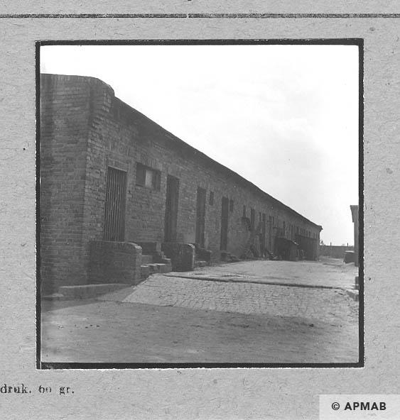 Latrines. 1963 APMAB 5681