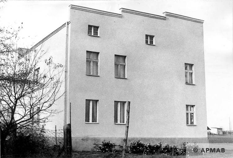 Living accomodation for SS. 1967. APMAB 14001