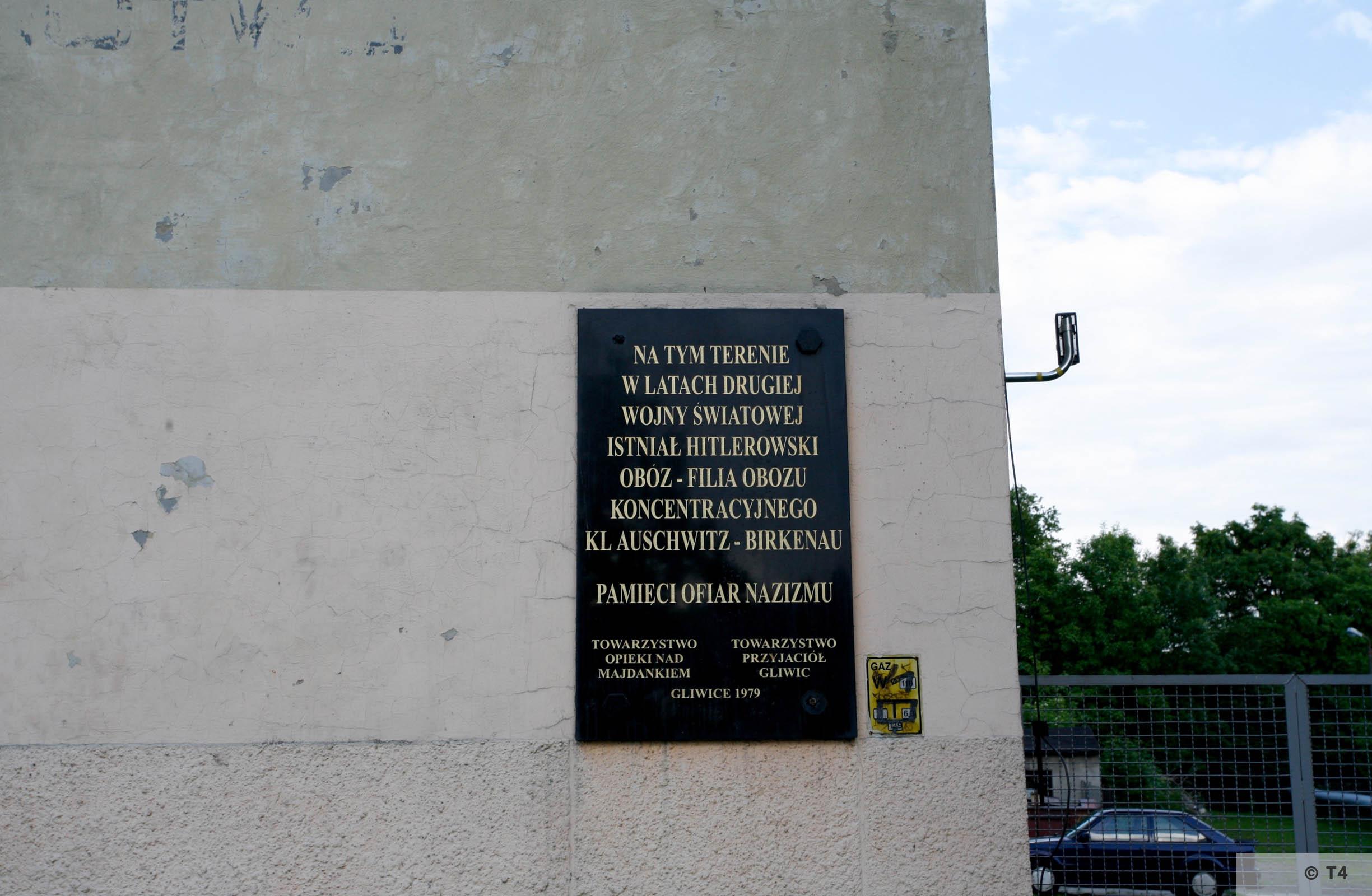 Memorial to Gleiwitz I 2005 T4 5597