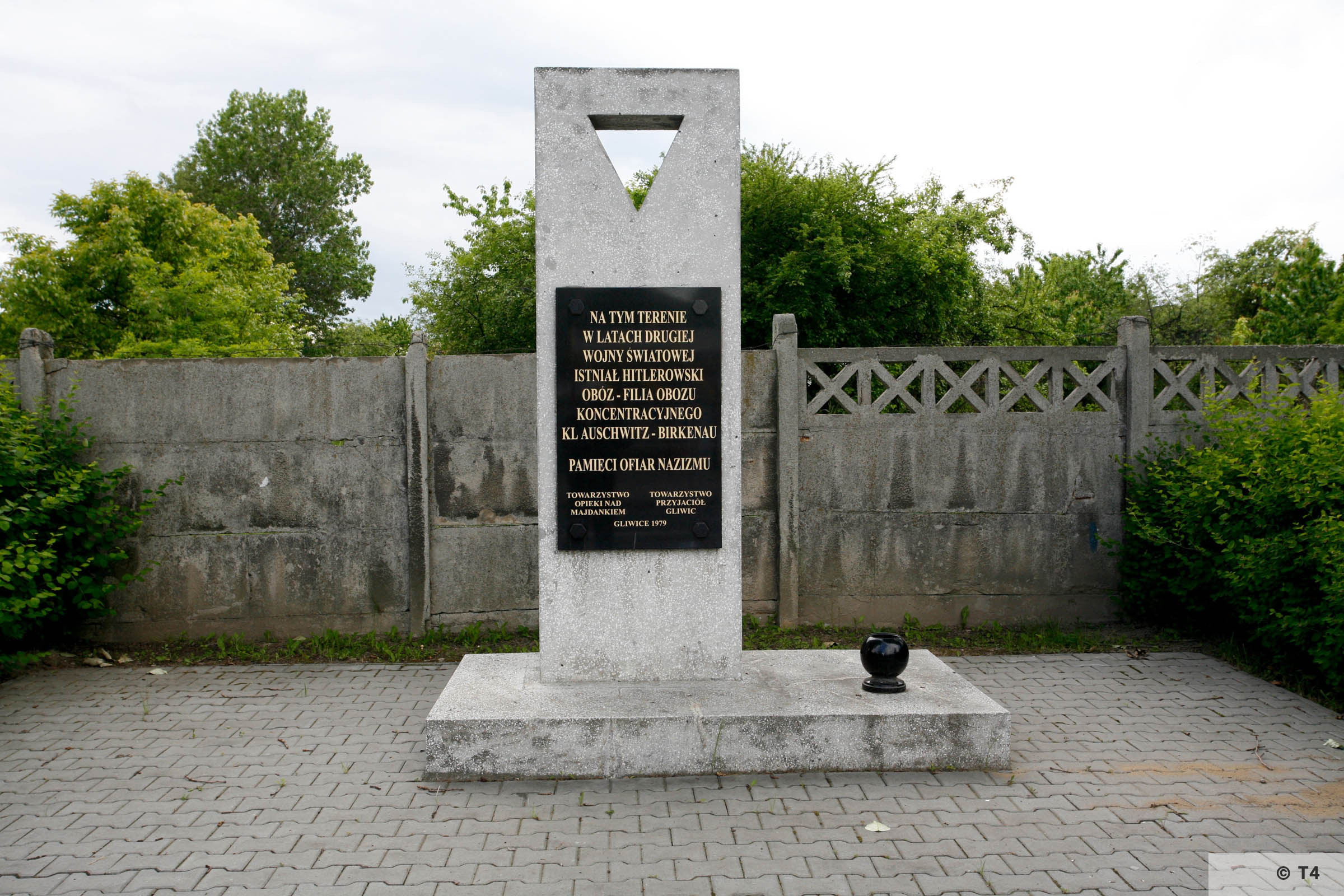 Memorial to Gleiwitz IV. 2005 T4 5553