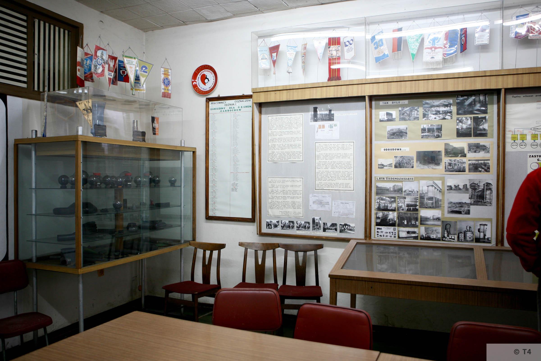 Museum in the former Deutsche Garusswerke. 2007 T4 5355