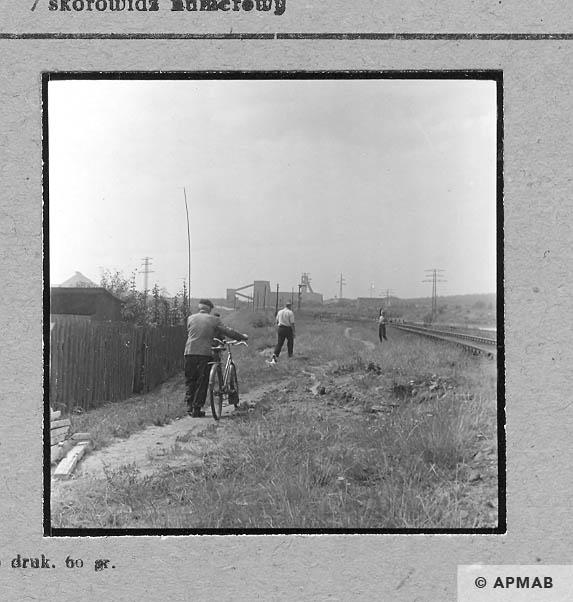 New coal mine. 1963 APMAB 5700