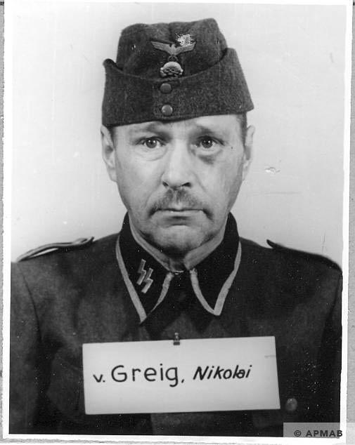 Nikolai von Greig APMAB 2761