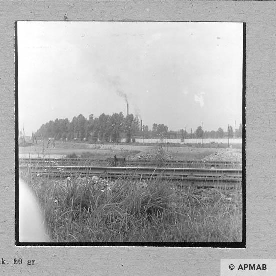 Old coal mine. 1963 APMAB 5698