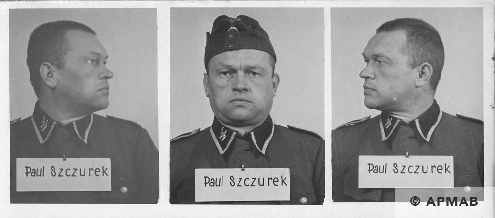 Paul Szczurek. APMAB 2001