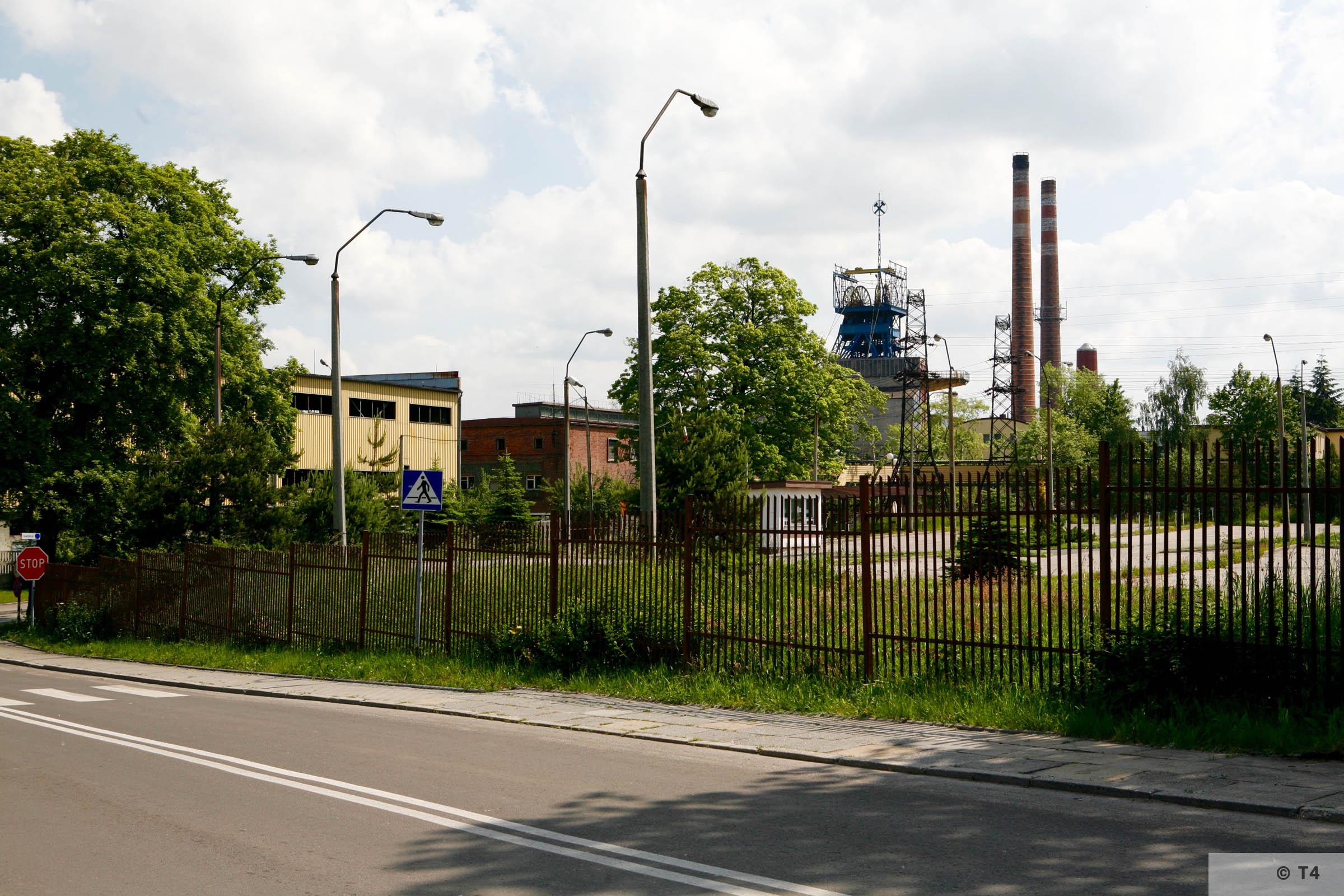 Rydultowy mine. 2006 T4 6519
