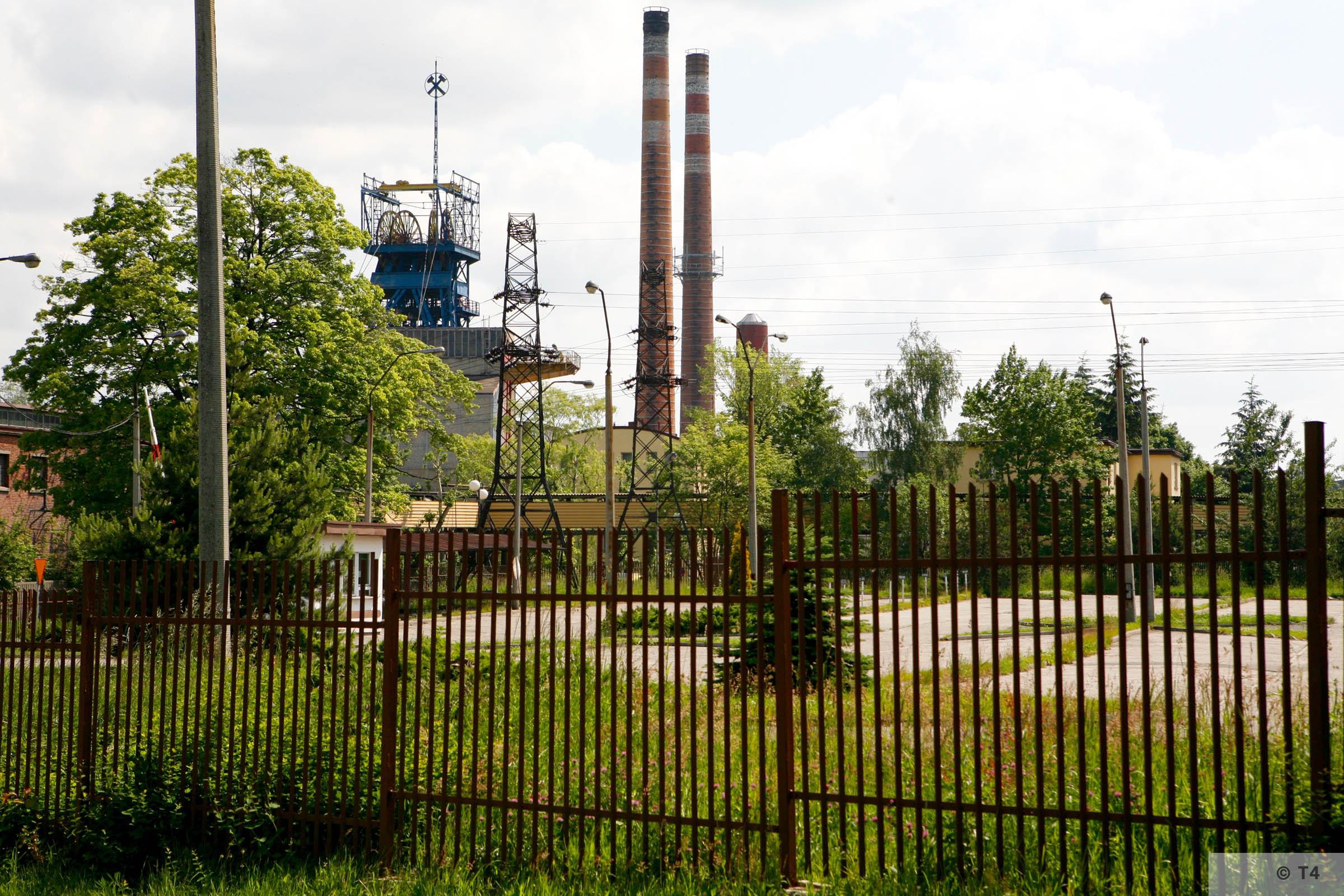 Rydultowy mine. 2006 T4 6520