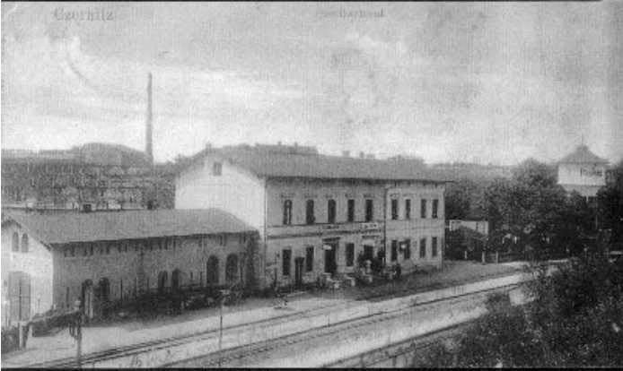Rydultowy railway station