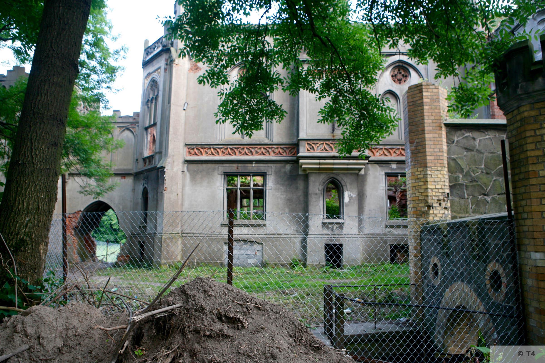 Schloss Schwarzengrund. 2008 T4 4976