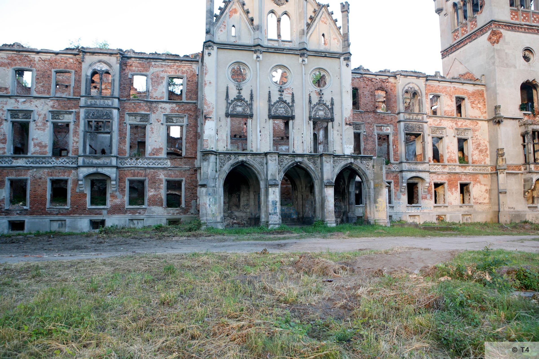 Schloss Schwarzengrund. 2008 T4 4984
