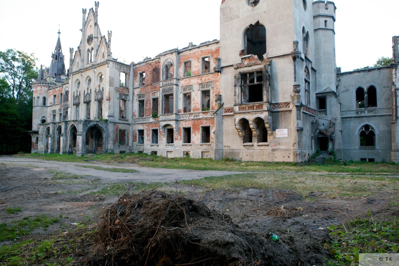 Schloss Schwarzengrund. 2008 T4 4988
