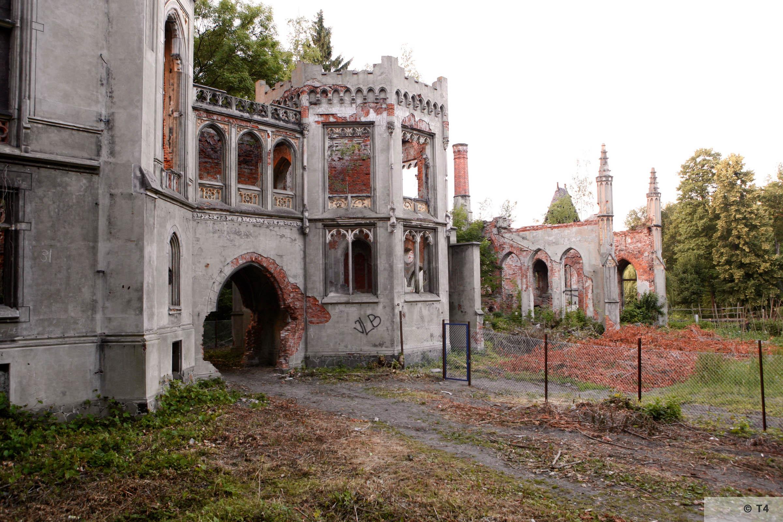 Schloss Schwarzengrund. 2008 T4 5000