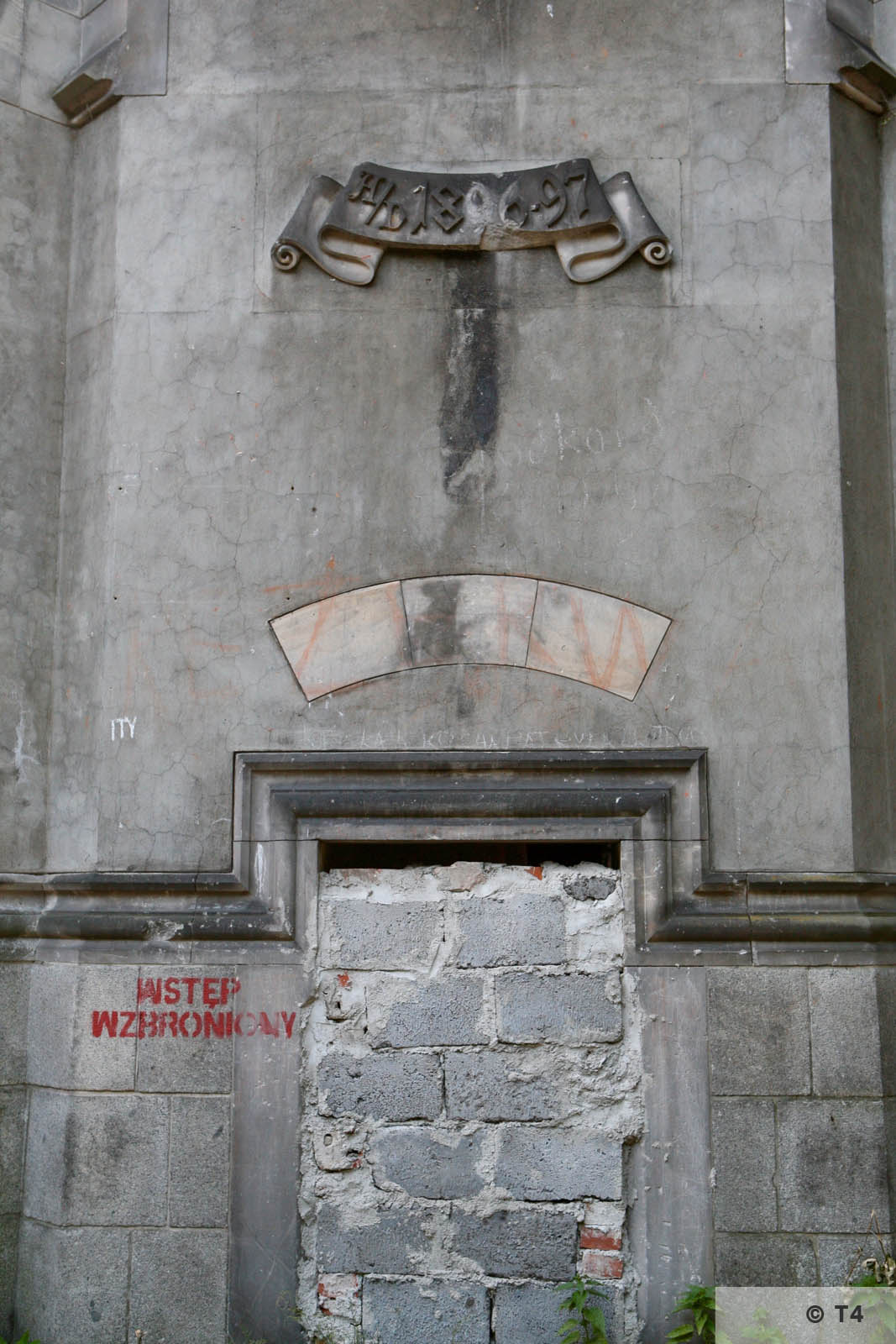 Schloss Schwarzengrund. 2008 T4 5005