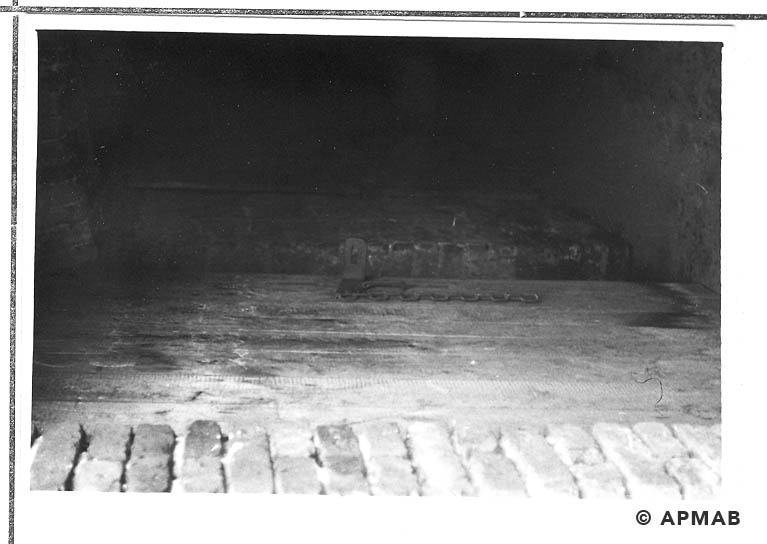 Storehouse inside. 1967 APMAB 11204