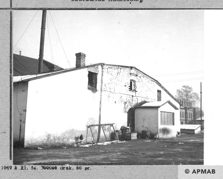 The boiler house. 1966 APMAB 10183