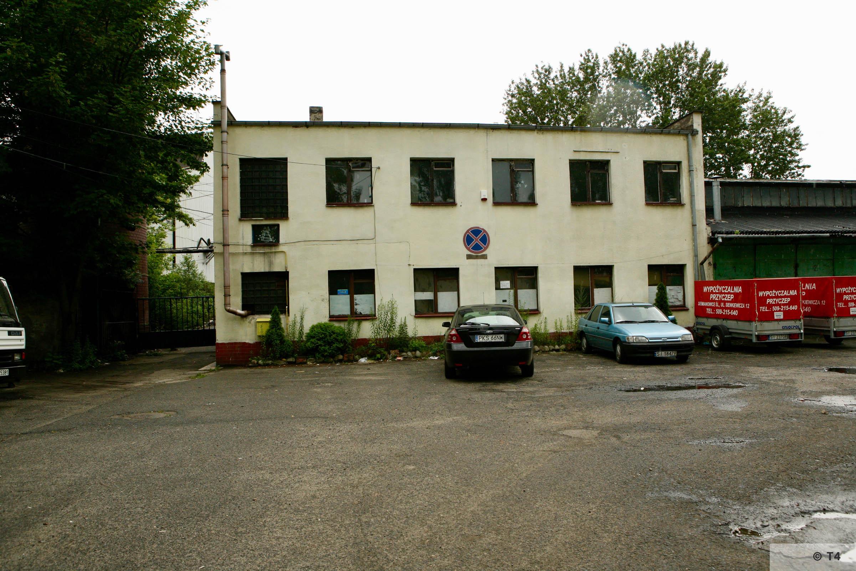 The former Schreibstube. 2007 T4 9509