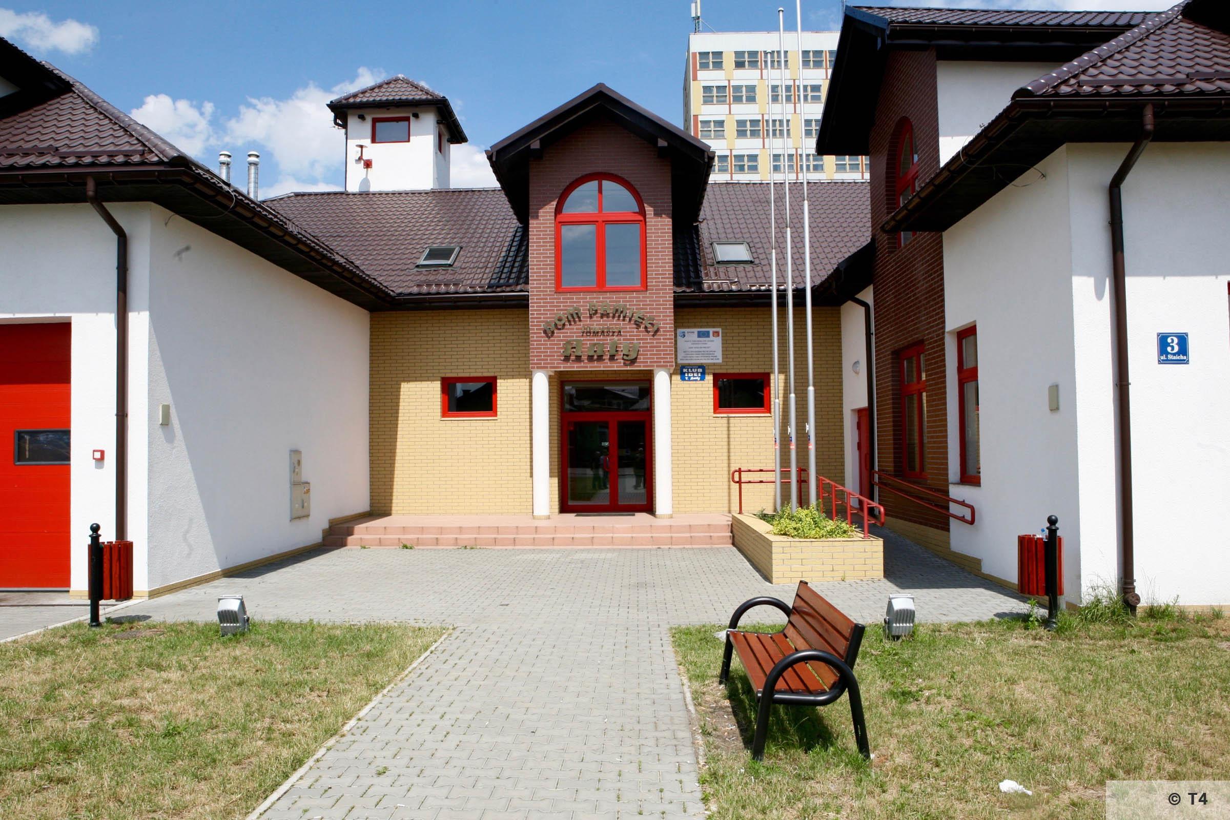 Tomasz Bata Memorial House. 2007 T4 4720