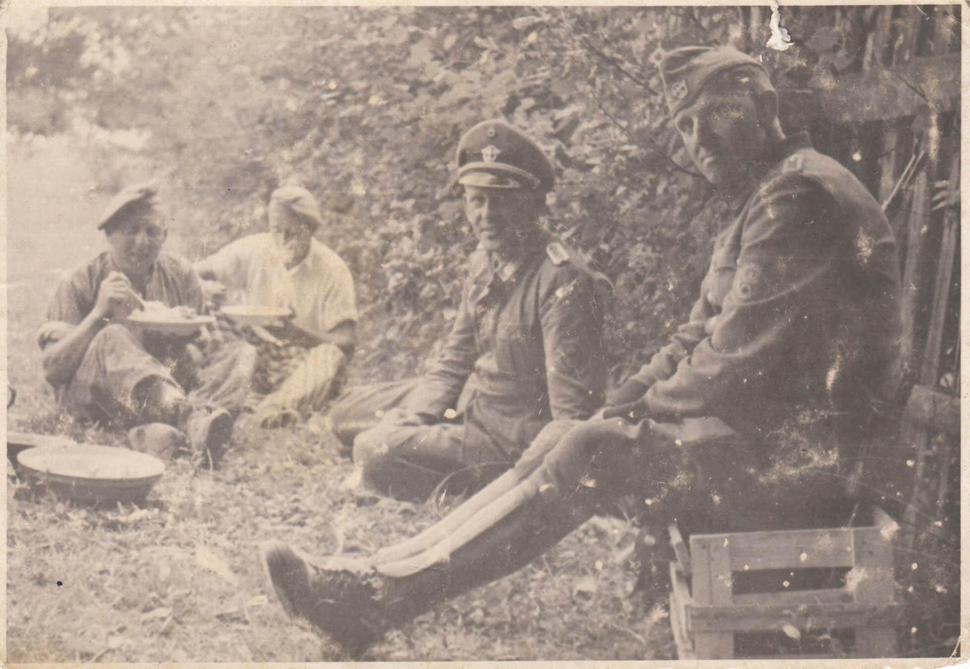 Tschechowitz-Bombensucherkommando 1