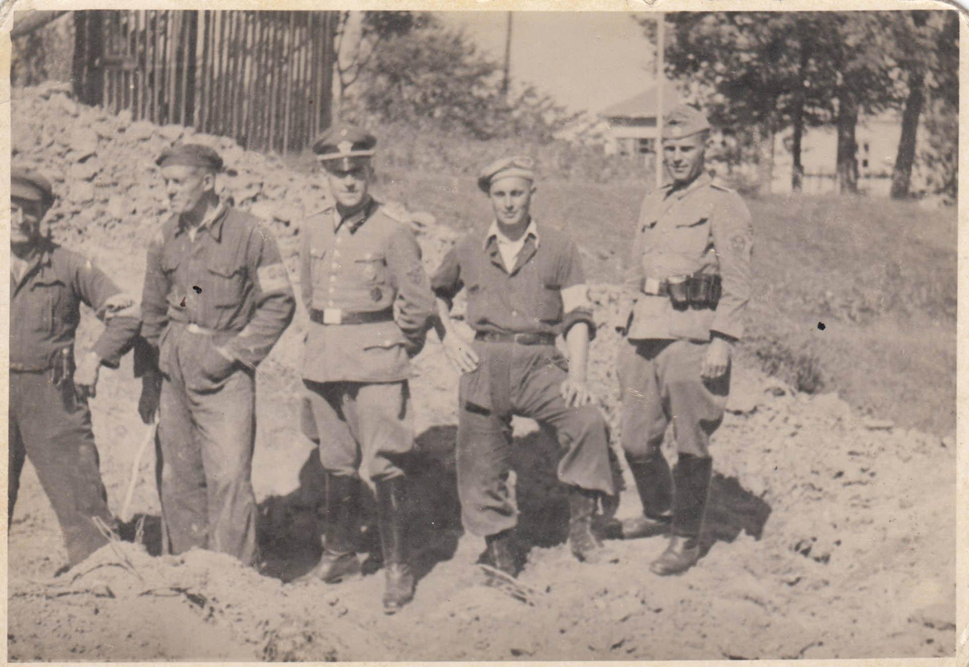 Tschechowitz-Bombensucherkommando 5