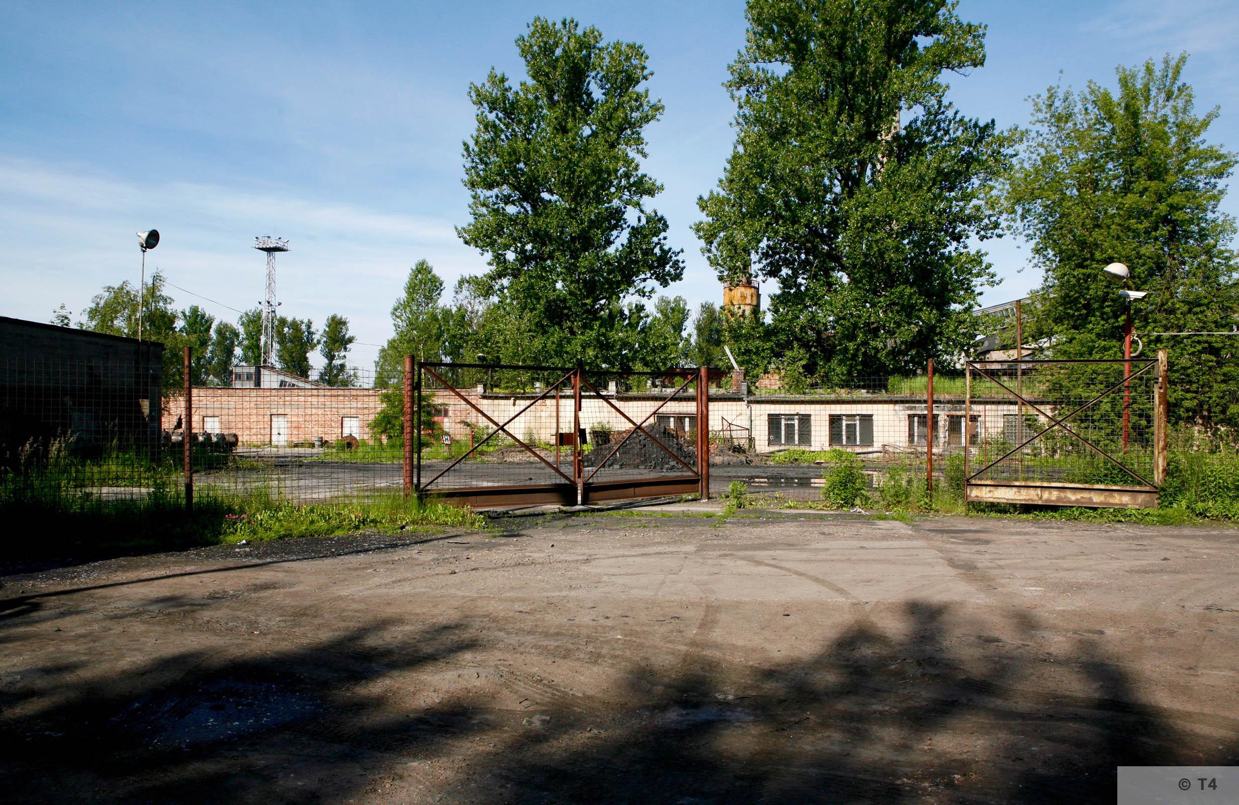 Wesola mine 2006 T4 6821