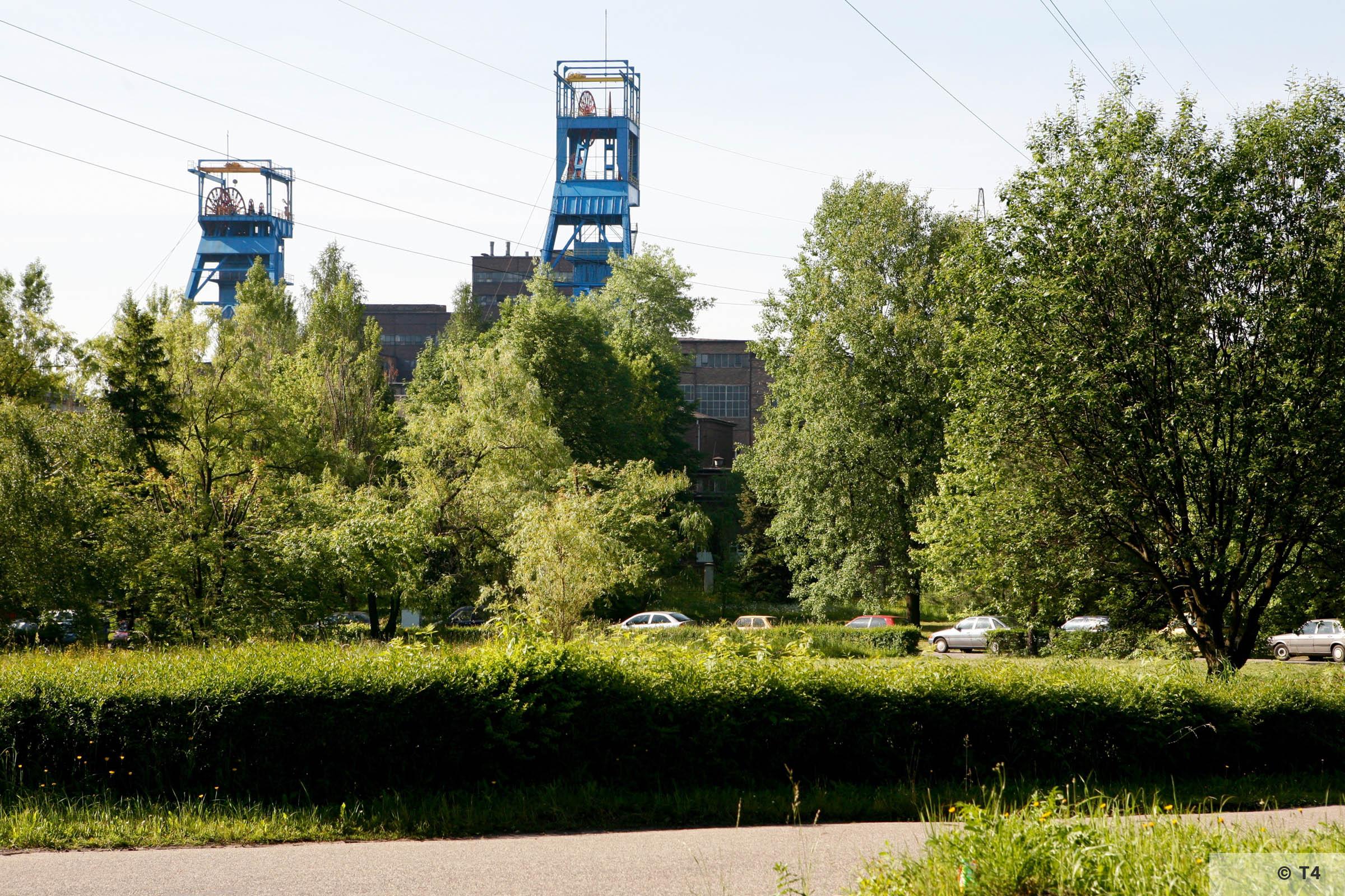 Wesola mine 2006. T4 6828