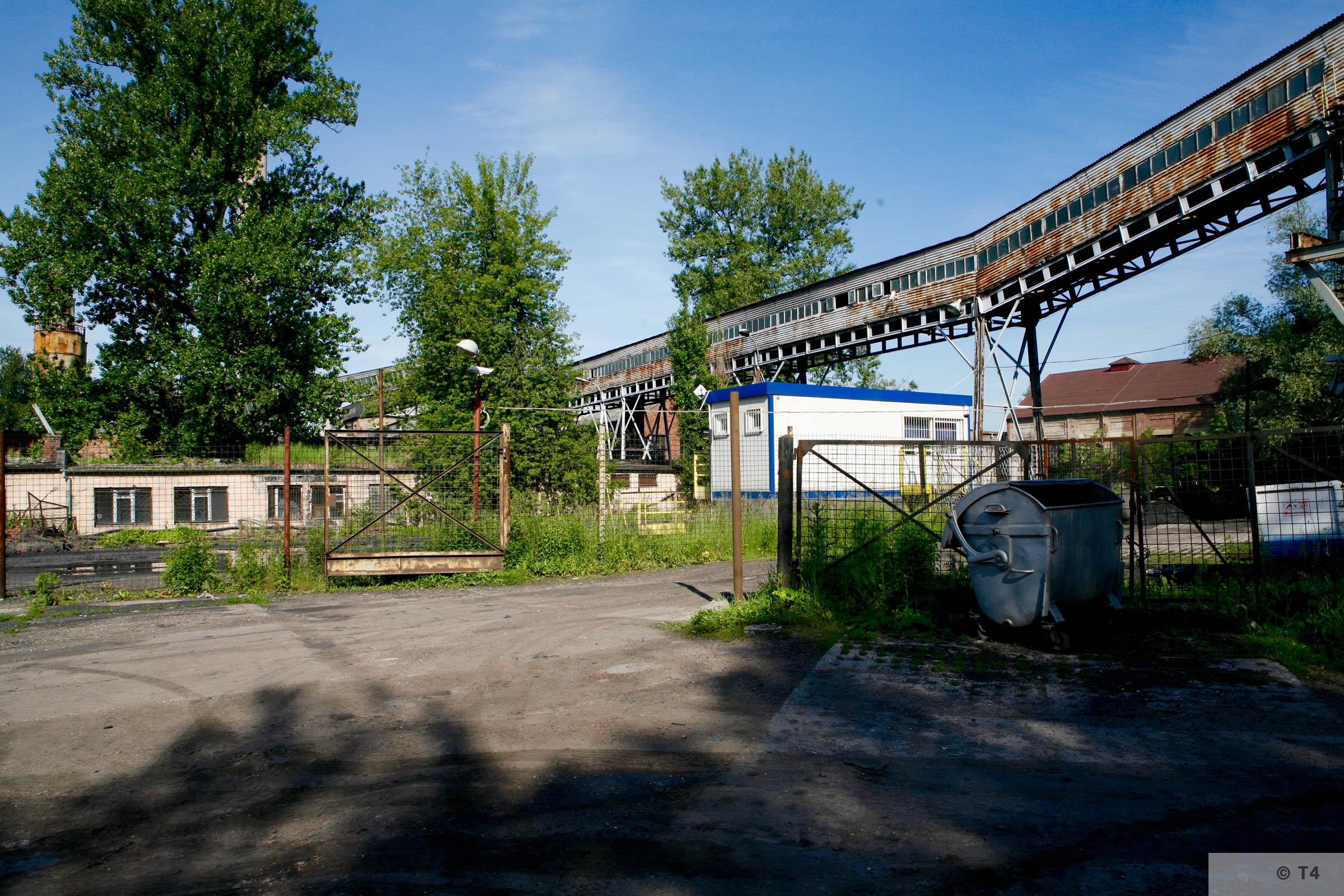 Wesola mine. 2006 T4 6820