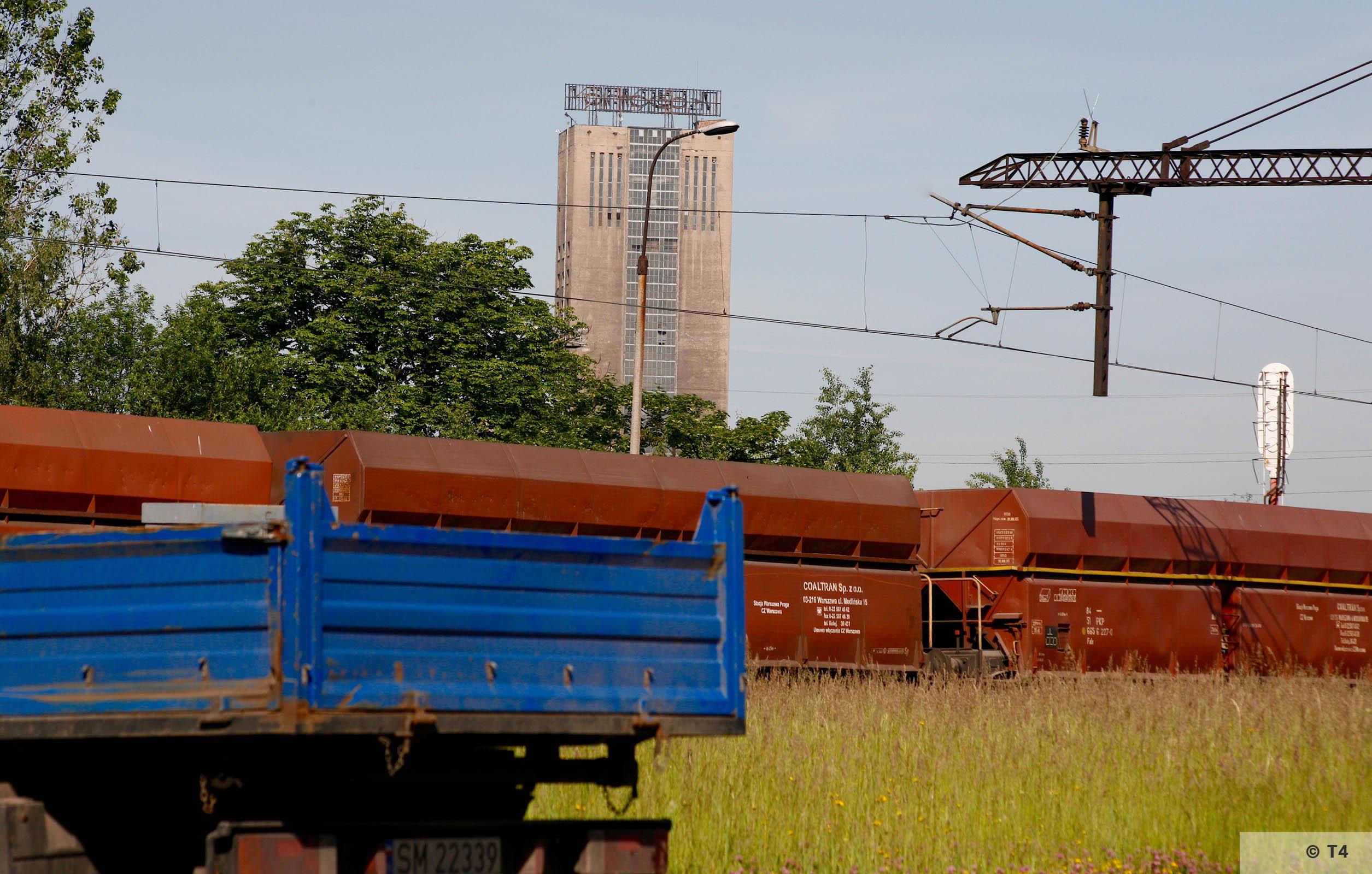 Wesola mine. 2006 T4 6847