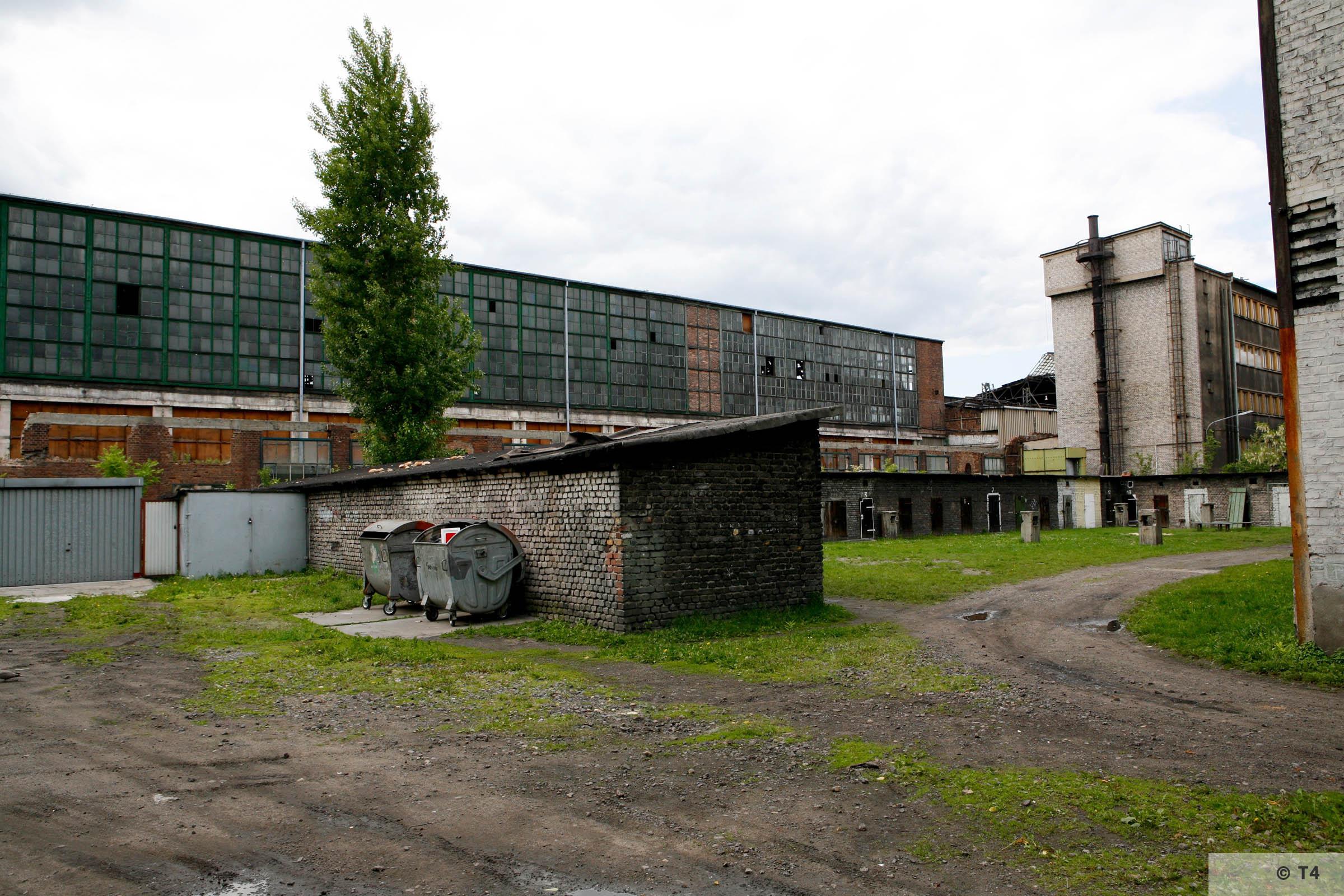 Zgoda steel plant. 2006 T4 6282