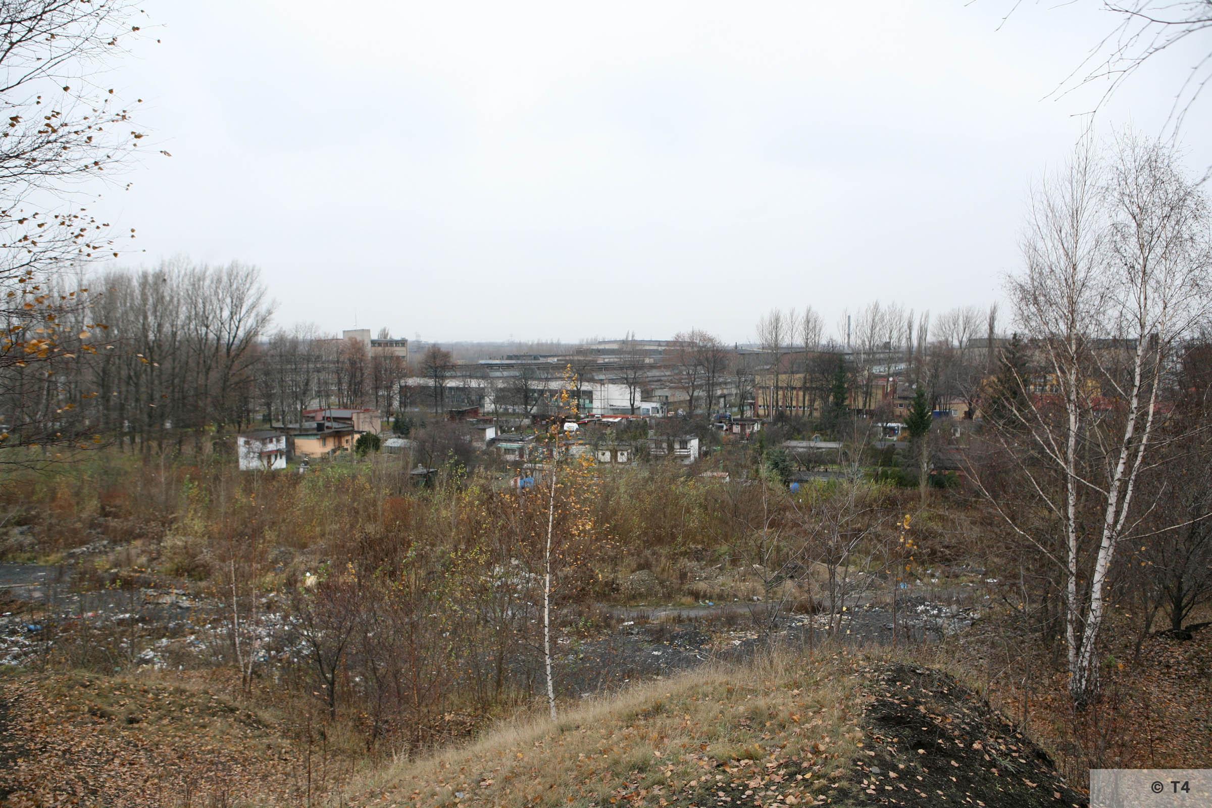 Zgoda steel plant. 2007 T4 3564