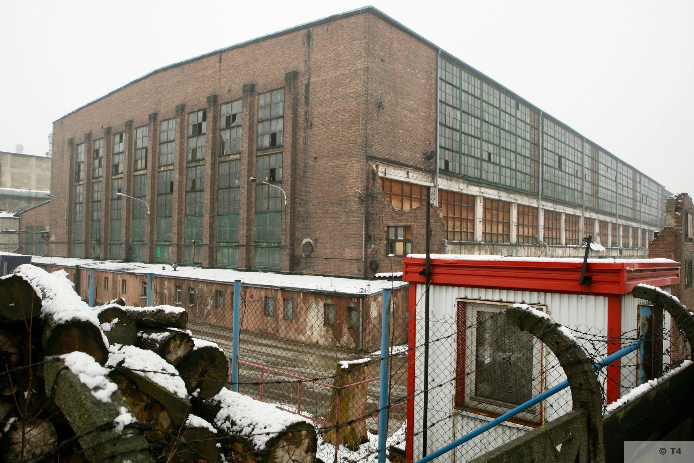Zgoda steel plant. 2007 T4 5600