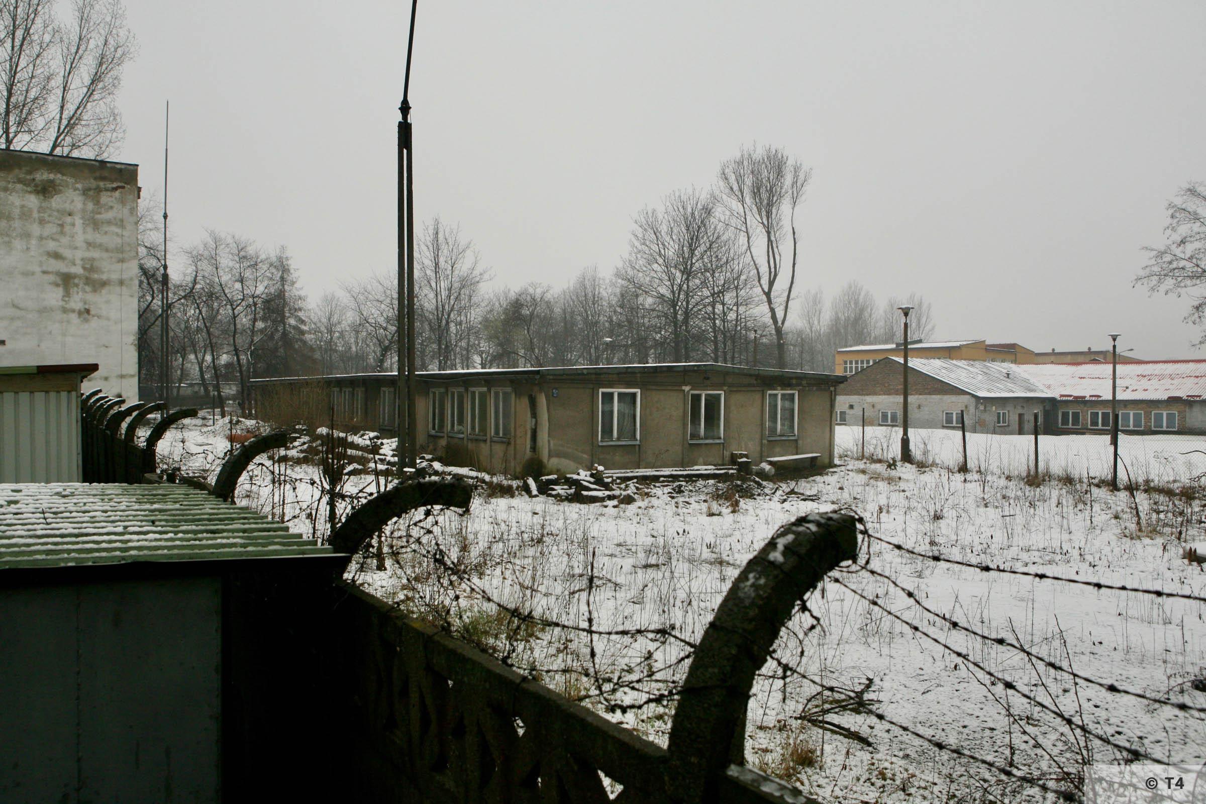 Zgoda steel plant. 2007 T4 5604