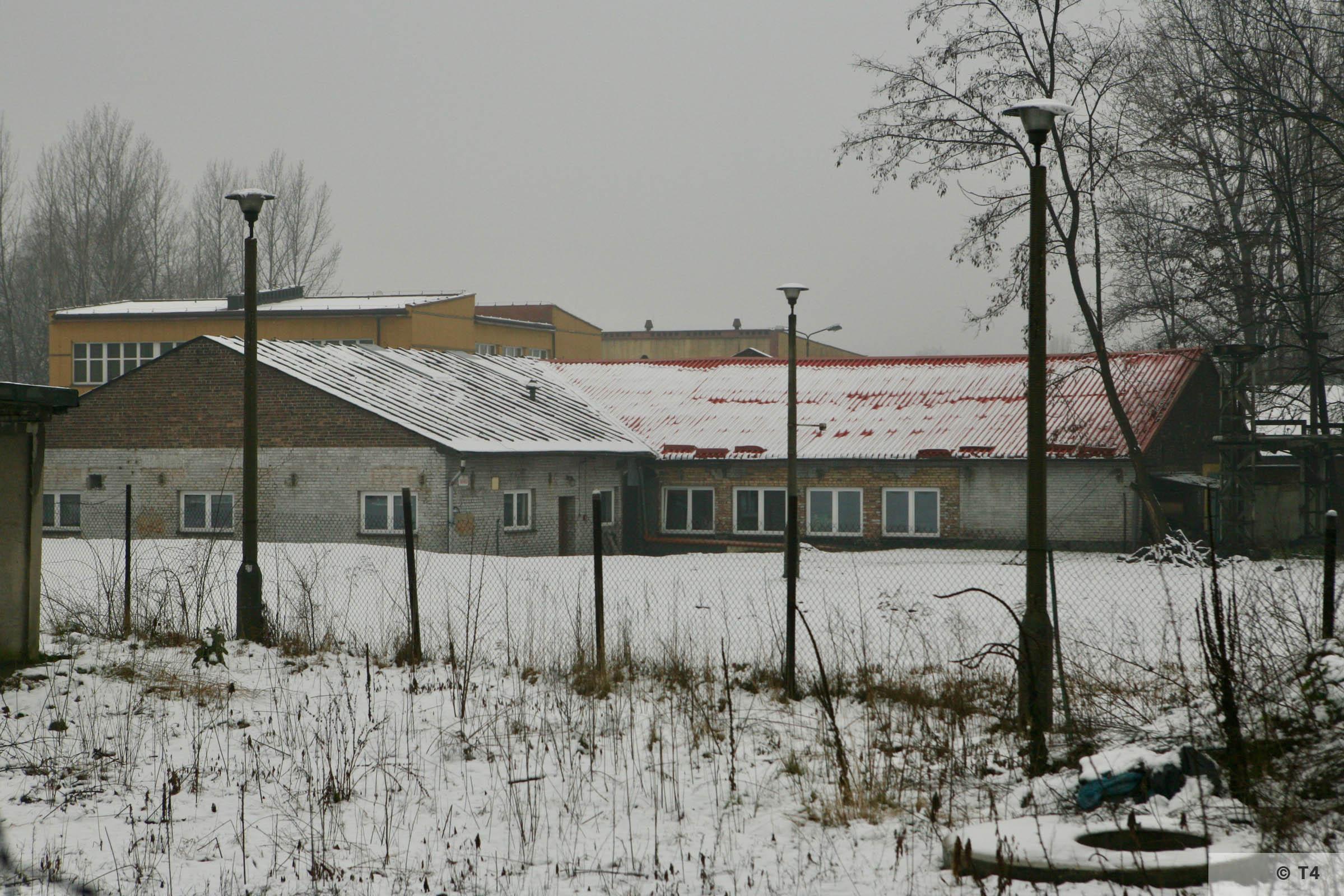 Zgoda steel plant. 2007 T4 5605