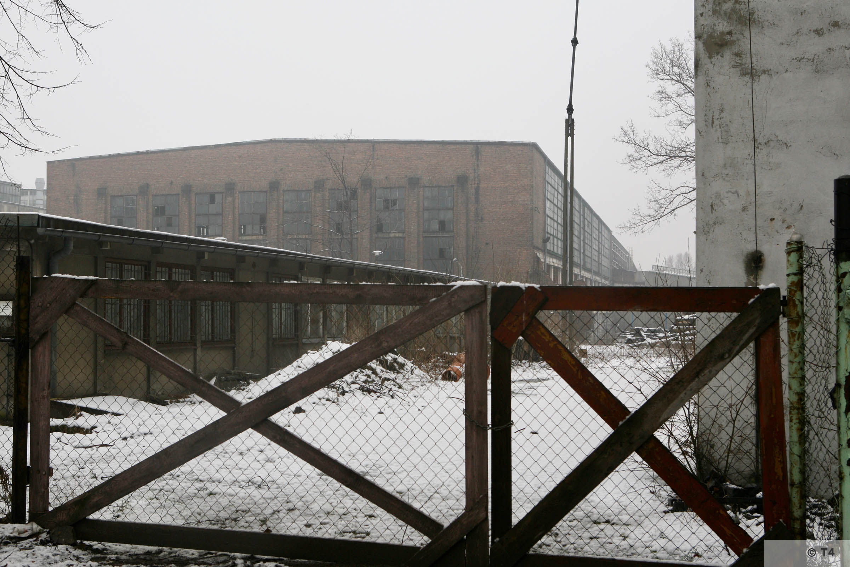 Zgoda steel plant. 2007 T4 5633