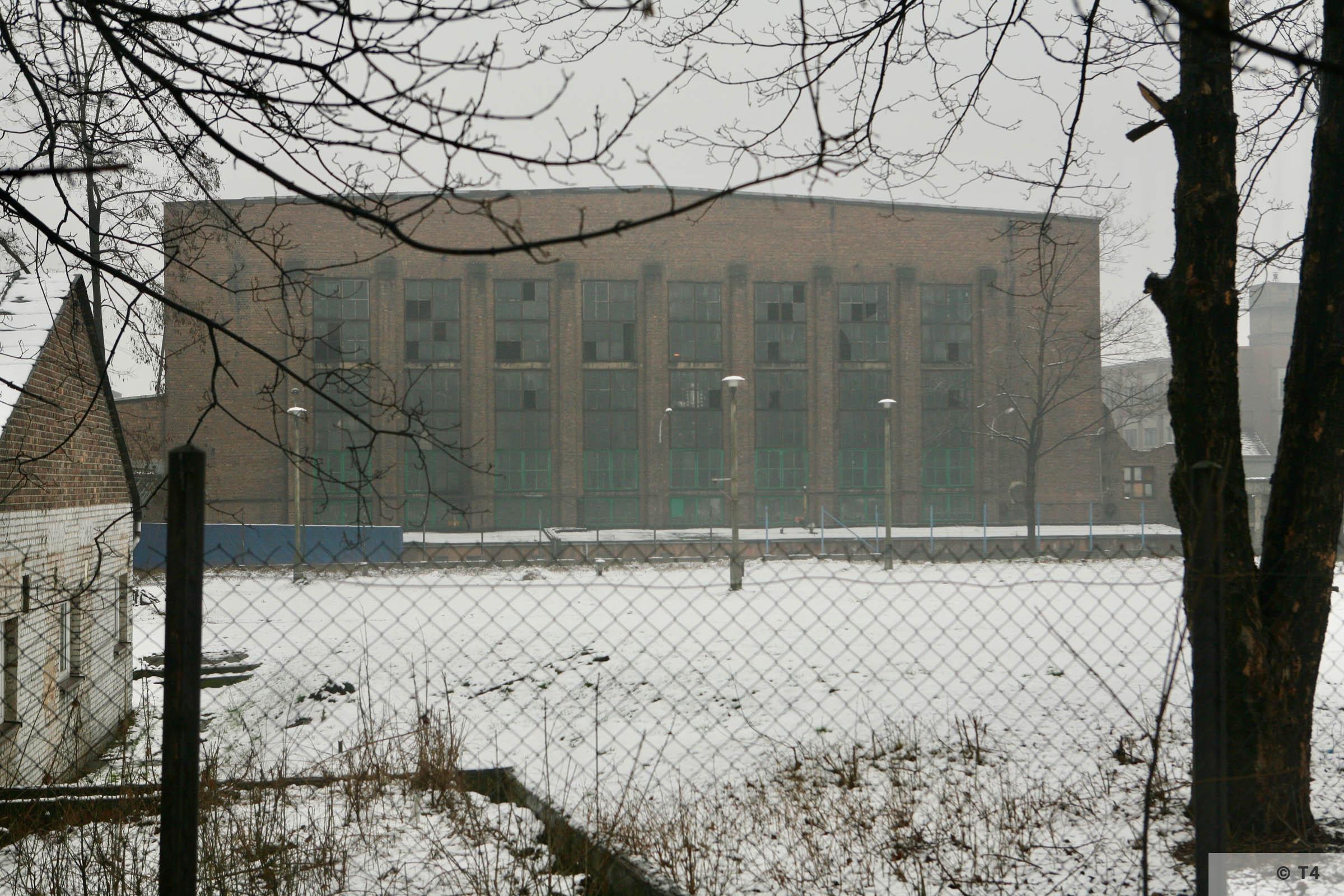 Zgoda steel plant. 2007 T4 5639