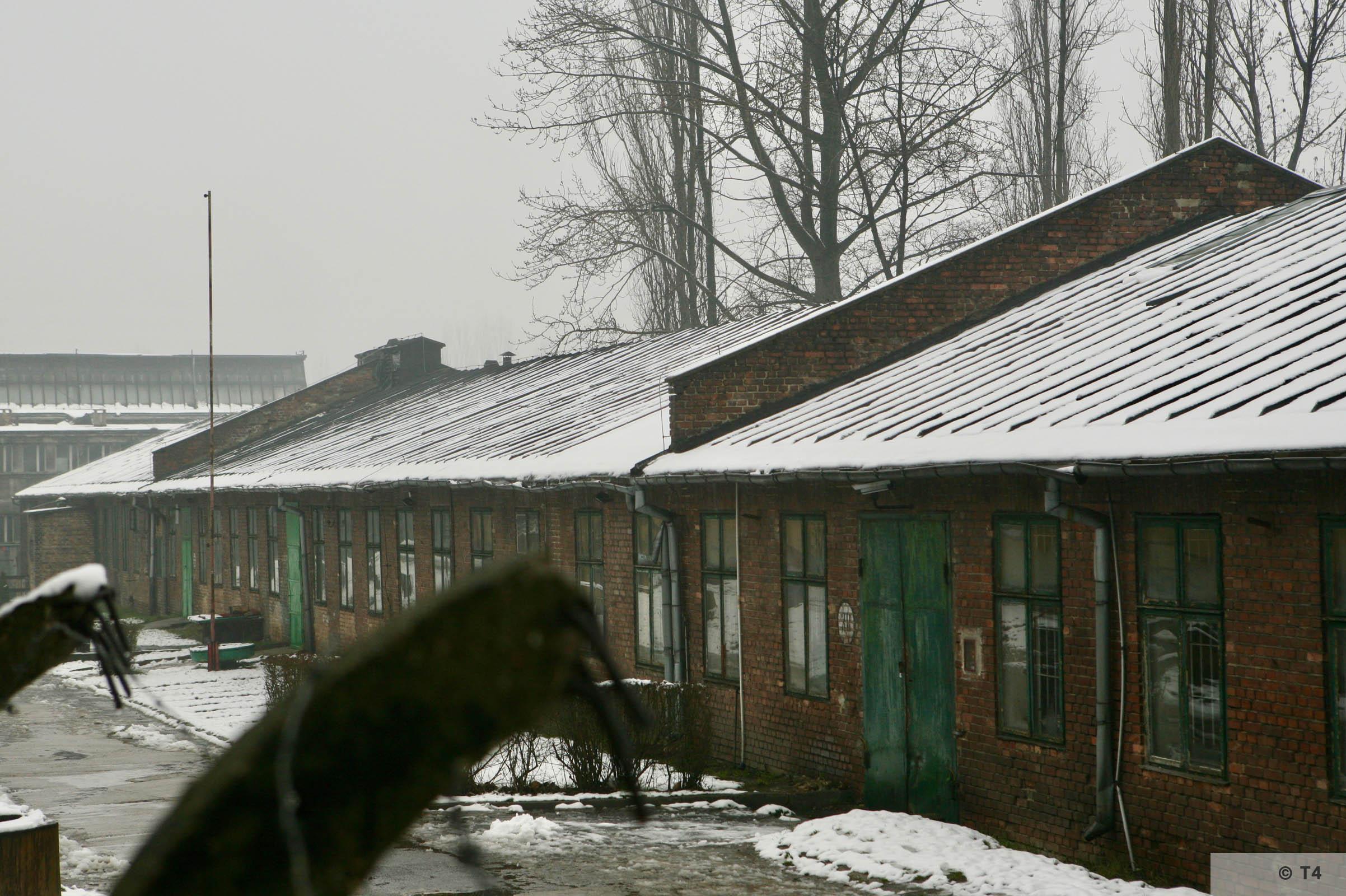 Zgoda steel plant. 2007 T4 5642