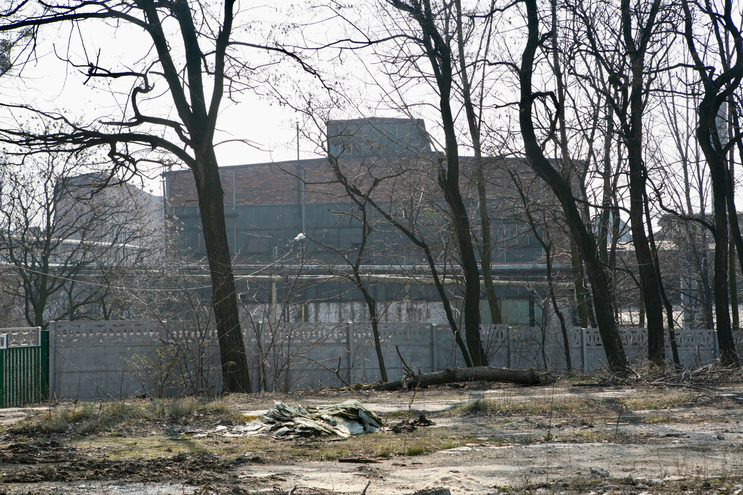 Zygmunt steel works. 2007 6665
