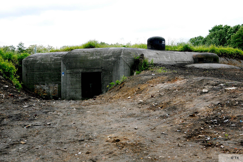 Zygmunt steel works. Bunker. 2006 T4 6243