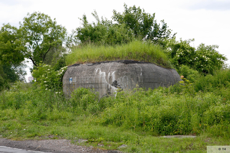 Zygmunt steel works. Bunker. 2006 T4 6248