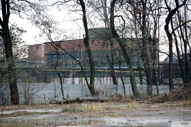 Zygmunt steel works. Production halls. 2006 T4 4869